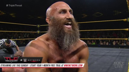Tommaso Ciampa vs. Keith Lee vs. Finn Bálor – NXT Championship No. 1 Contender's Match: WWE NXT, Dec. 11, 2019