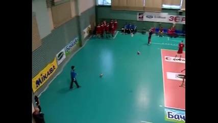 ЦСКА тресна Левски с 3:1 във волейболното дерби