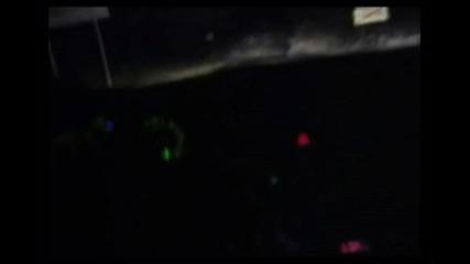 Snowy drift Benz