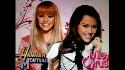 Hanna Montana - The Best of Both Worlds