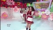 140801 Red Velvet - Happiness @ Music Bank
