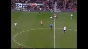 Manchester united 4 - 0 Portsmouth Berbatov