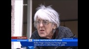 Баба посрещна Коледа заключена в собствения си дом