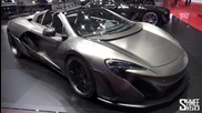 First Look: Fab Design Vayu Rpr 650s Spider - Geneva 2015