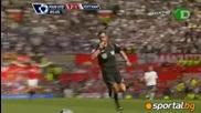 Страхотен Гигс подчини Тотнъм ! Манчестър Юнайтед 3 - 1 Тотнъм