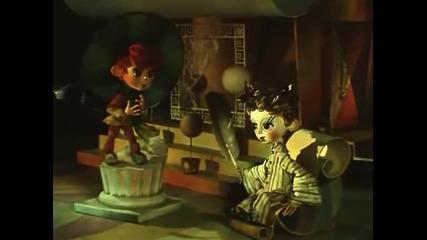 Руска анимация. Незнайка. Ф.4 Незнайка - поэт
