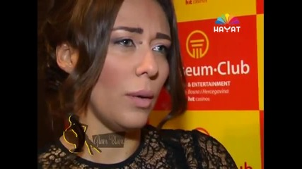 Ana Nikolic - Intervju - Glam Blam - (TV Hayat 2013)