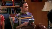 Теория за големия взрив / The Big Bang Theory / S02 E05