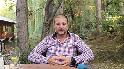 Пламен Русев поздравява Vesti.bg за рождения ден