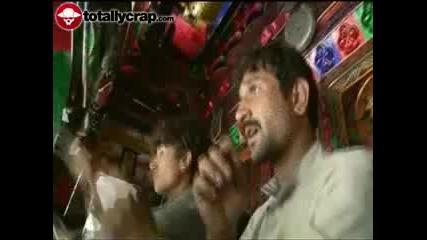 Шофьорски изпит в Пакистан