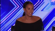 Bre Musiq sings No Diggity - Blackstreet - The X Factor Uk 2014