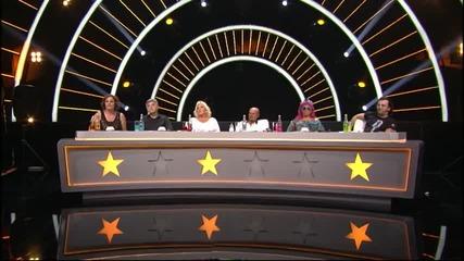 Jelena Dujmovic - Neka mi ne svane - (Live) - ZG 2014 15 - 11.10.2014. EM 4.