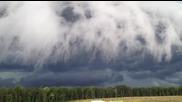 грандиозна буря настъпва