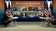 USA: 'We need more help' - Biden on raging wildfires