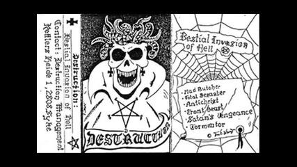 Destruction - Antichrist (demo Version)
