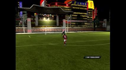 Fifa 12 !! tehni4en udar