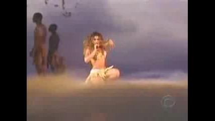 Beyonce Live On Fashion Rocks Deya Vu