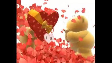 Най - Сладките Меченца За Свети Валентин