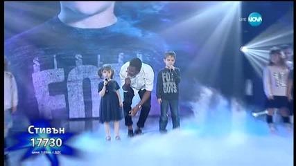 Стивън Ачикор - Heal the world - X Factor Live (24.11.2015)