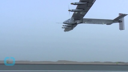 Sun-Powered Solar Impulse Plane to Land In Japan Due to Bad Weather