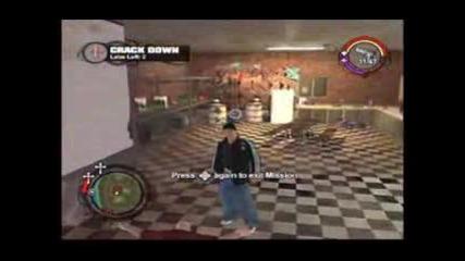 Saints Row: Mission #4 - Crack Down