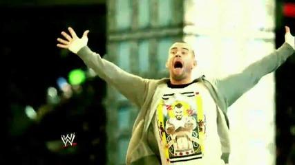 (2014) C. M. Punk vs. Daniel Bryan - Wrestlemania 30 Promo