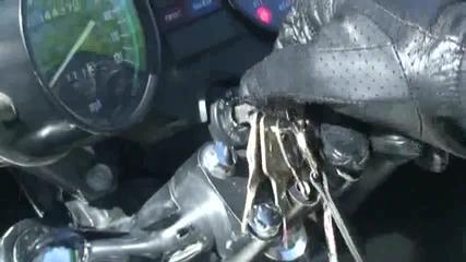 2000 Kawasaki Kz 1000 Police Bike