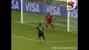Rsa 1 - 1 Mexico 11.06 fifa world cup 2010