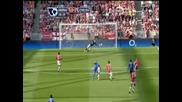 10.05 Арсенал - Челси 1:4 Никола Анелка гол
