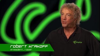 Razer Switchblade™ - Най Добрият Геймърски Компютър Създаван Някога
