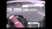 1992 GP of Belgium at Spa Senna Helps Coma