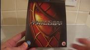 Култовата трилогия Спайдър - Мен (2002-2004-2007) на Blu - Ray