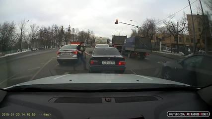 Компилация ярост на пътя в Русия
