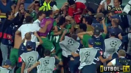 България отново има отбор в Шампионска лига - Лудогорец
