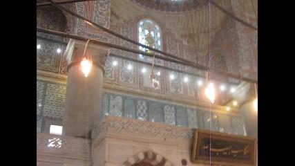 Джамия в Турция - Истанбул