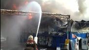 Пожар на Каширском Дворе