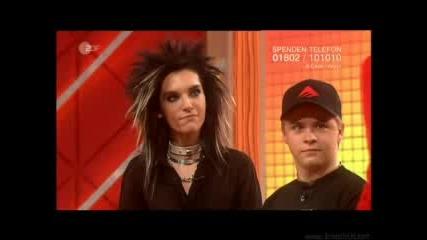 Tokio Hotel darqvat 300.000 evro