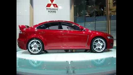 Mitsubishi Evolution Ix И X