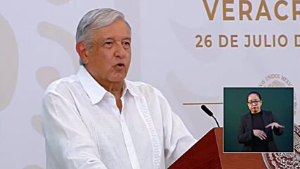 Mexico: AMLO announces ships with food, medicine and oxygen to be sent to Cuba