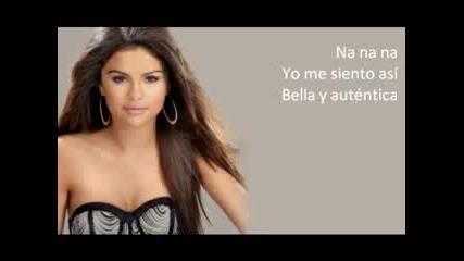 Selena Gomez and The Scene- Dices