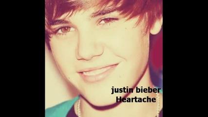 Justin Bieber - Heartache [ New Song 2010 ]
