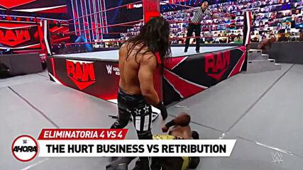 REVIVE Raw en 8 (MINUTOS): WWE Ahora, Oct 26, 2020