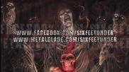 Six Feet Under - Formaldehyde (official single)