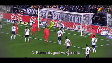 Fc Barcelona Best Moments 2014-2015 Hd