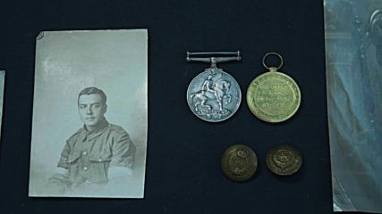 UK: Rare message to British troops ordering WWI ceasefire to go under hammer