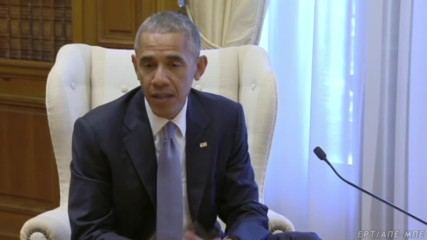 Greece: 'Austerity alone cannot deliver prosperity' - Obama to Tsipris