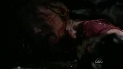 Lost Season 5 Poslednata scena s Djuliet
