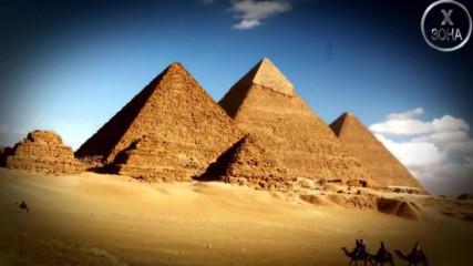 Най-странните неща, откривани някога в пирамидите!
