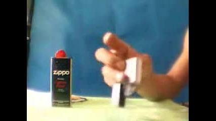 Трикове Със Запалки zippo