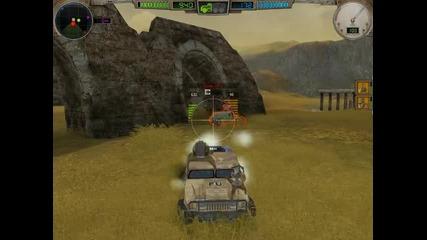 Еxmachina - Hard Truck Apocalypse mod - битки на арената 7